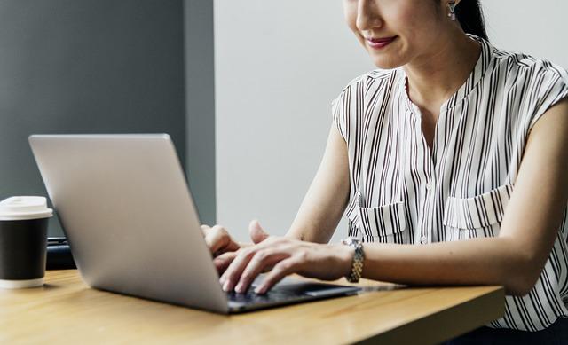 Plus heureuse au travail…sans changer de poste